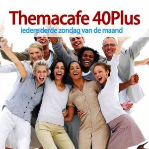 40Plus cafe Logo